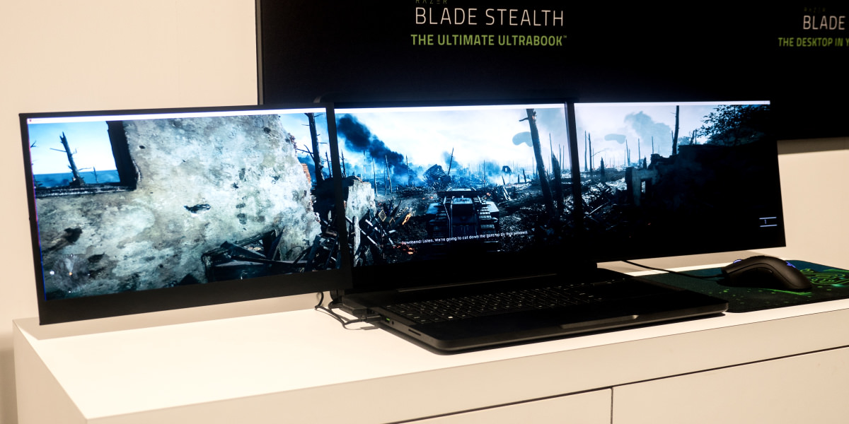 Whats Razer Project Valerie At CES 2017