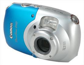 Product Image - Canon  PowerShot D10