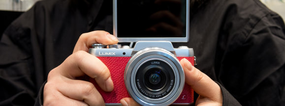 Panasonic gf7 hero