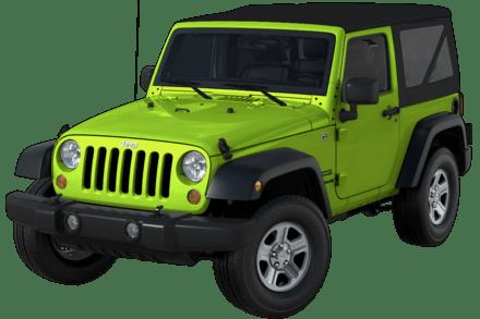 Product Image - 2013 Jeep Wrangler Sport