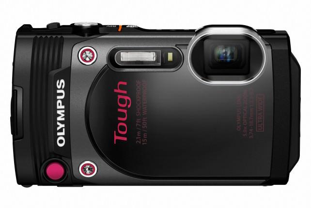 Olympus TG-870 Tough Camera