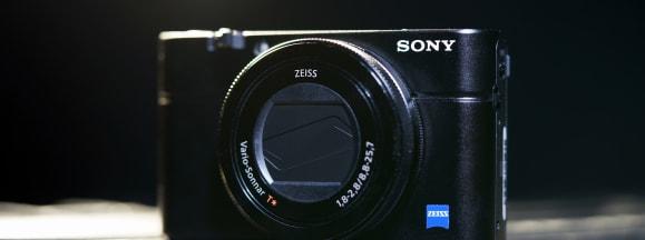 Sony cyber shot rx100 iv heroi