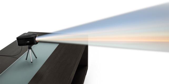 Lenovo ideacentre 610S Projector