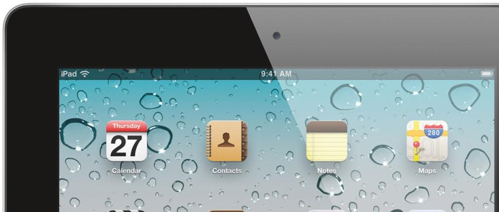 Product Image - Apple iPad 2 Wi-fi & 3G / AT&T / 16 GB