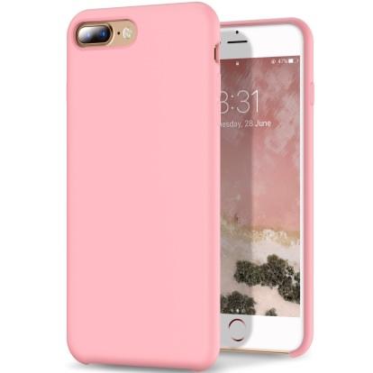Product Image - Torras Liquid Silicone Gel Rubber Case for iPhone 8 Plus/7 Plus