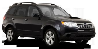 Product Image - 2012 Subaru Forester 2.5XT Premium