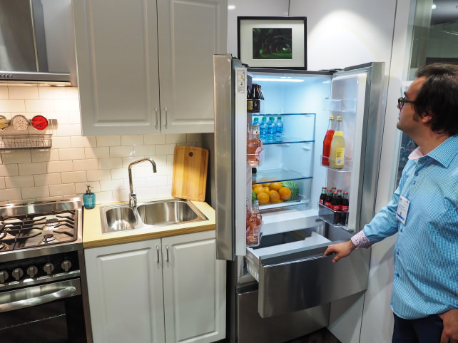 Haier\'s New Appliances Take Aim at Small Kitchens - Reviewed.com ...