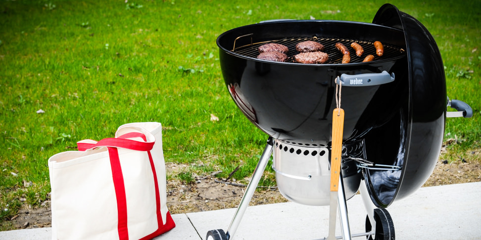 Weber Kettle Grill