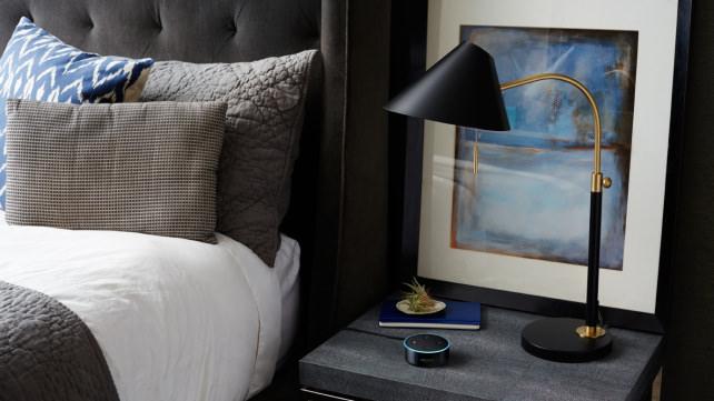 Echo Dot - Bedroom
