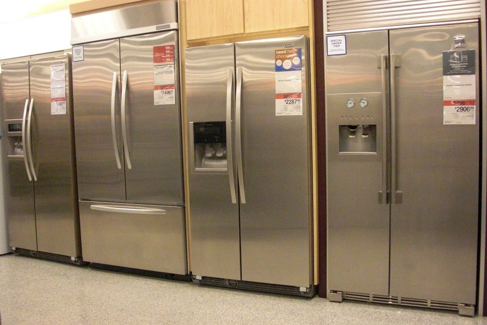 High-End Refrigerators