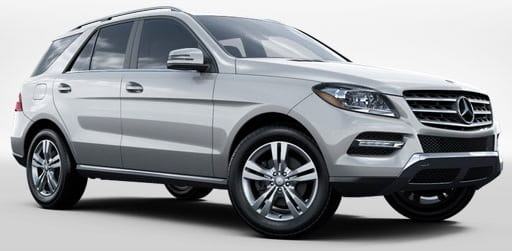Product Image - 2013 Mercedes-Benz ML350