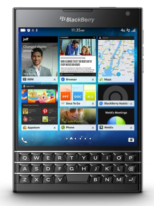 Product Image - Blackberry Passport