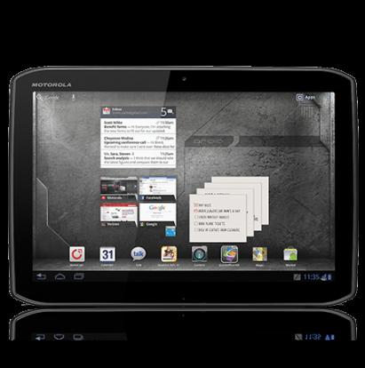 Product Image - Motorola Xyboard 10.1 with WIFI 32 GB