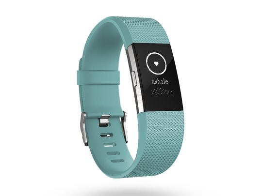 Fitbit Charge 2 Teal