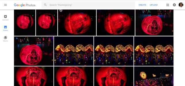 Google Photos Desktop