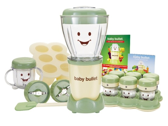 Product Image - Magic Bullet Baby Bullet Baby Care System