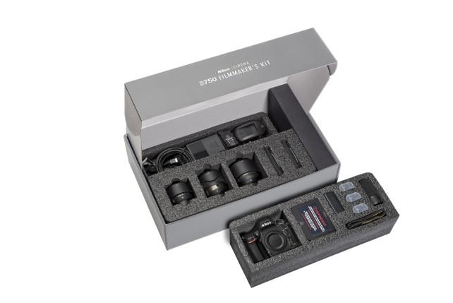 D750 Filmmaker Kit