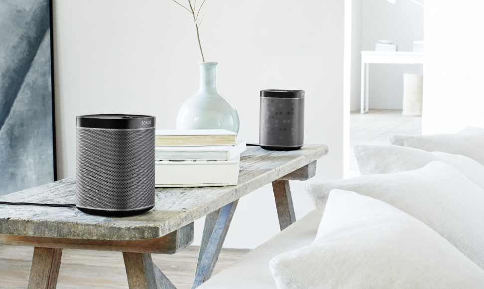 2 Amp Up The Sound With Smart Speakers