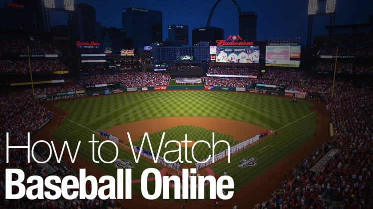 Baseball is back: here's how to watch every MLB game live ...