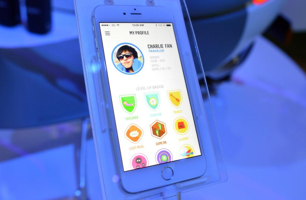 Gogoro App Profile