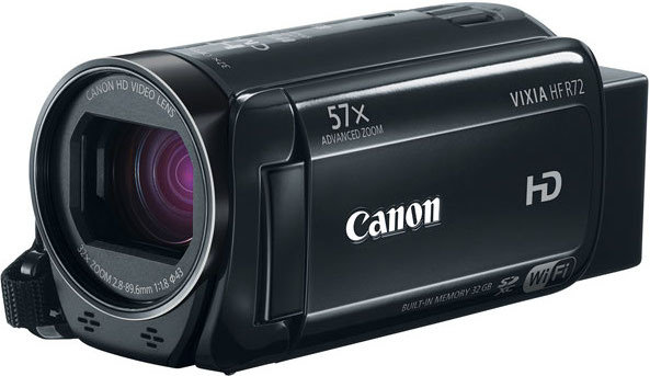 Product Image - Canon Vixia HF R72