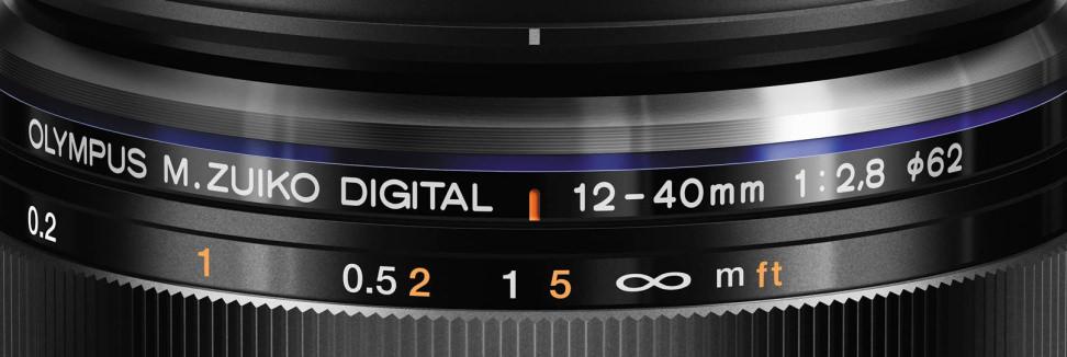 Olympus Lens Detail