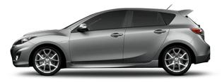 Product Image - 2012 Mazda Mazdaspeed3 Touring