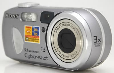 Product Image - Sony Cyber-Shot DSC-P93