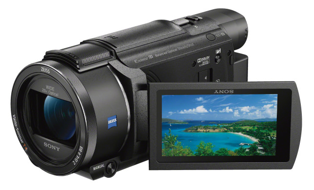 Sony HDR-AX53 Camcorder