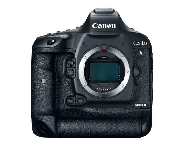 Canon EOS 1D X Mark II Front