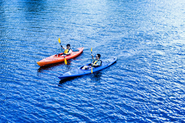 Charles River Kayakers
