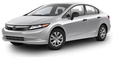 Product Image - 2012 Honda Civic Sedan DX