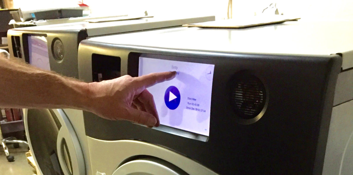 apple alum creates marathon laundry washer dryer combo reviewedcom laundry