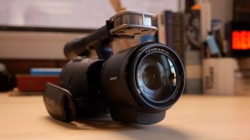 1242911077001 2686586269001 sony vg30 review