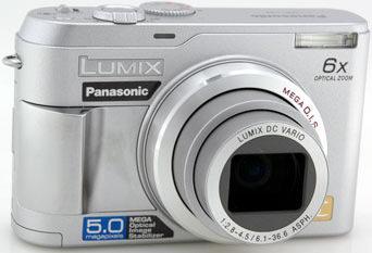 Product Image - Panasonic Lumix DMC-LZ2
