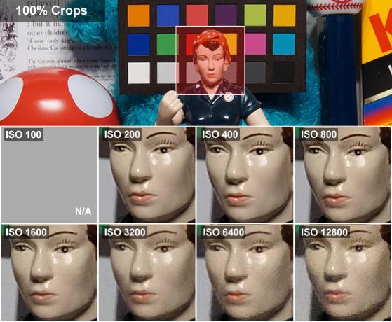 Fujifilm X-Pro2 Rosie Crops