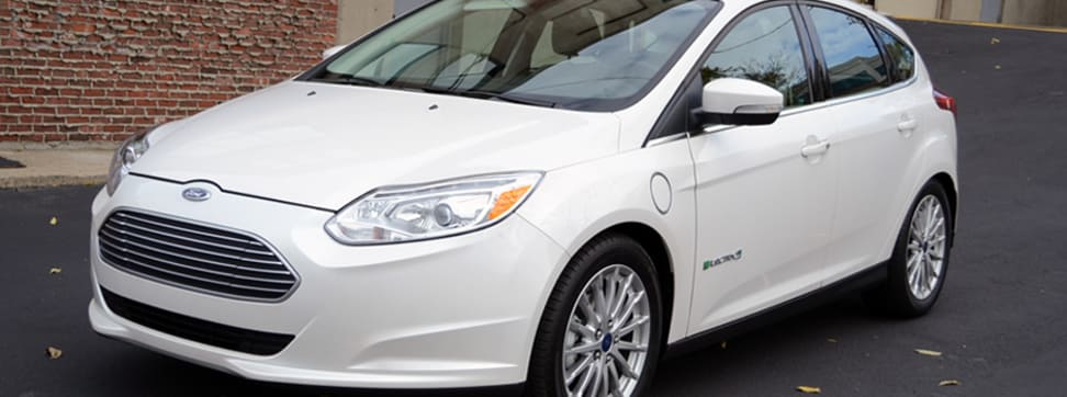 Product Image - 2013 Ford Focus Electric