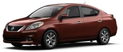 Product Image - 2013 Nissan Versa 1.6 S Plus