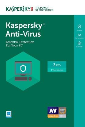 Product Image - Kaspersky Anti-Virus