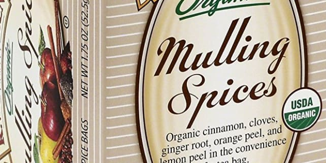 Cider Mulling Spices