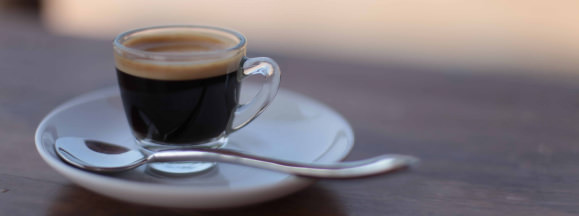 Coffee lowers risk of dying hero