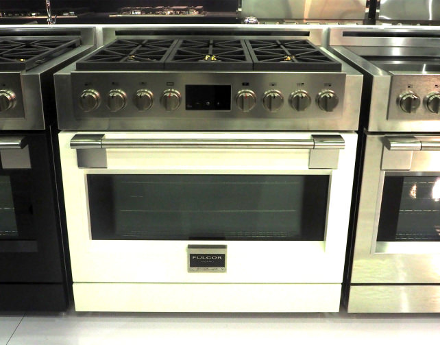Stylish Appliances From Fulgor Milano Reviewed Com Ovens