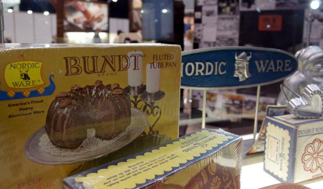 Nordic Ware Vintage Bundt Pans