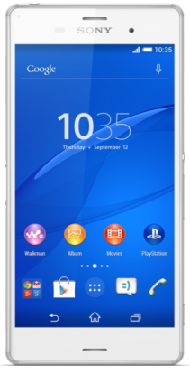 Product Image - Sony Xperia Z3 LTE