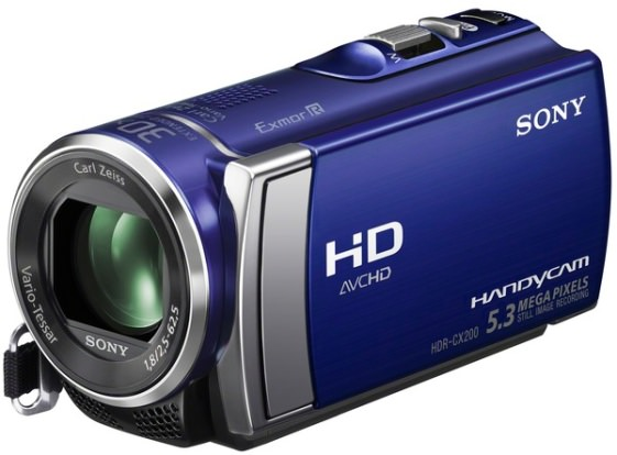 Product Image - Sony  Handycam HDR-CX200