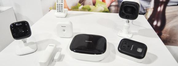 Panasonic home monitoring hero 400