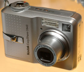 Product Image - Kodak EasyShare C643