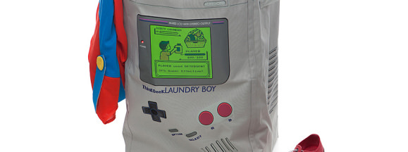 Laundry boy hero