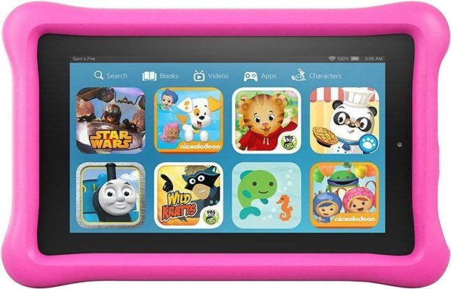 """Product Image - Amazon Fire Kids Edition 7"""" (16 GB)"""