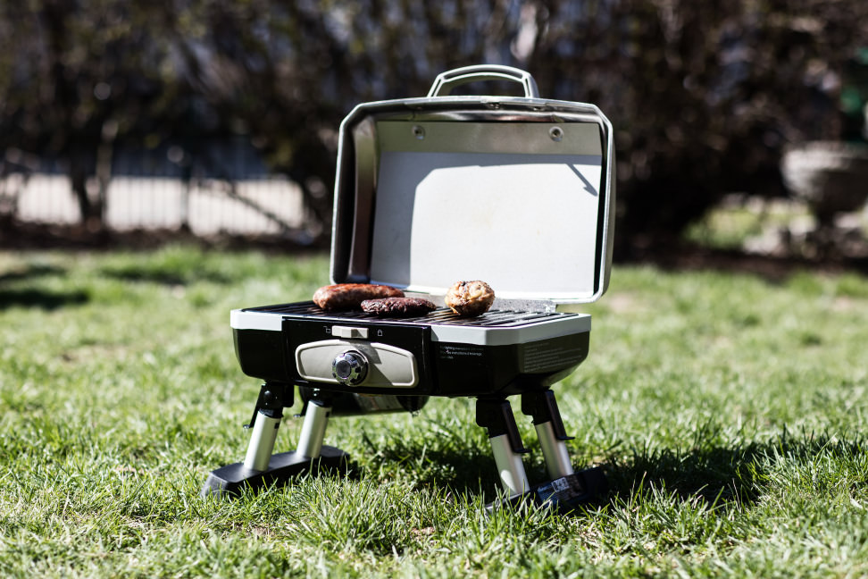 the best portable gas and charcoal grills of 2018. Black Bedroom Furniture Sets. Home Design Ideas